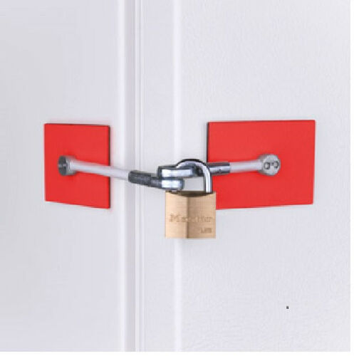 Marinelock Refrigerator Lock Very Secure and Easy to Install
