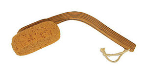 "Harry Koenig Kingsley #BB-250 Bath Shower Sponge with flexible Handle 16"""