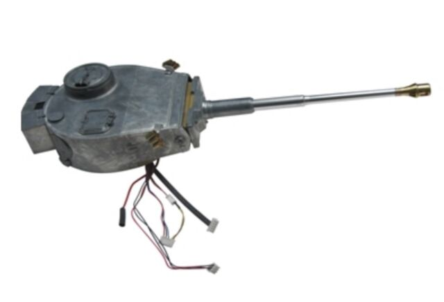 1:16 Taigen RC Tank Tiger 1 Early Version Metal Turret Airsoft New