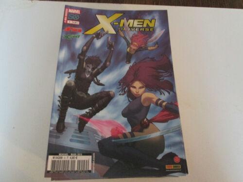 X-MEN UNIVERSE 9  ..MARVEL PANINI ..2013...NEUF