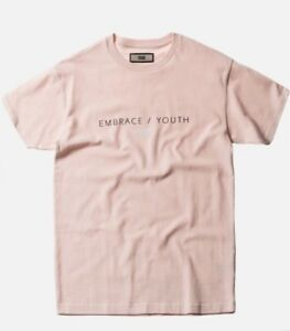65b9bbde77cd Kith Embrace Youth Tee Pink Size Small In Hand Ships Today | eBay
