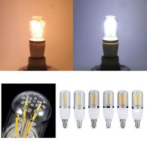 Lamp Light E14/E27 12V LED-Chandelier Filament Bulb Retro Corn Style