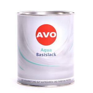 AVO-Autolack-Mercedes-775-Iridiumsilber-1K-Basislack-unverduennt-CPW1000
