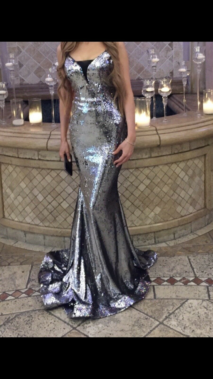 Jovani evening gown  (New-only worn for a Photoshoot)