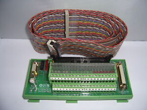 Quin-Systems-Diagnostic-Interface-with-ribbon-cable-NEW