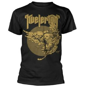 T-shirts Herrenmode Kvelertak Owl King T-shirt