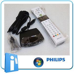 Mando-a-Distancia-HTPC-Media-Center-MCE-Philips-RC197-Receptor-Remote-Control
