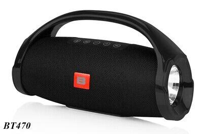 Schlussverkauf Bluetooth Lautsprecher Blow Bt470 Mit Led Taschenlampe, 1200mah Akku (!), 2x5w Schrumpffrei