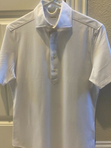 Suit Supply Polo Shirt - Spread Collar