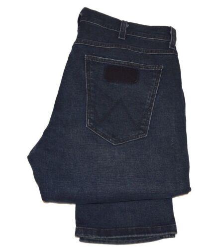 in Straight vetro Fit Greensboro Stretch Wa151 rotto Jeans Ex Mens Wrangler Ox0qFZwI