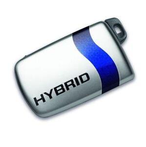 yaris hybrid chiave