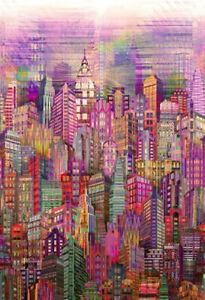 Hoffman-Digital-Spectrum-Print-Fabric-Skylines-Cityscape-N4234-391-Blush-BTY