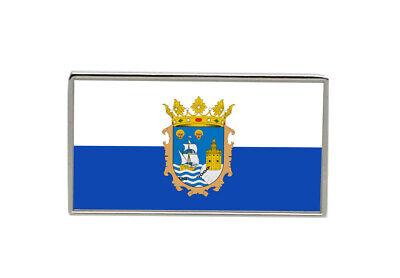 Flag Lapel Pin Badge Tenerife Spain
