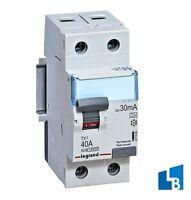 Legrand 411560 TX3 Typ A FI-Schutzschalter FI-Schalter 40A 2 polig 30mA