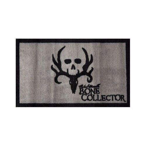 Bone Collector Bath Mat Deer Antler Rustic Bathroom Rug Hunter Bath Decor New