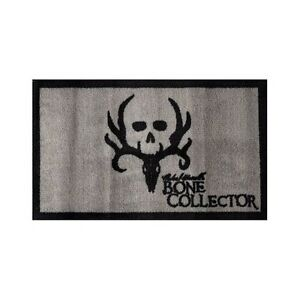Image Is Loading Bone Collector Bath Mat Deer Antler Rustic Bathroom
