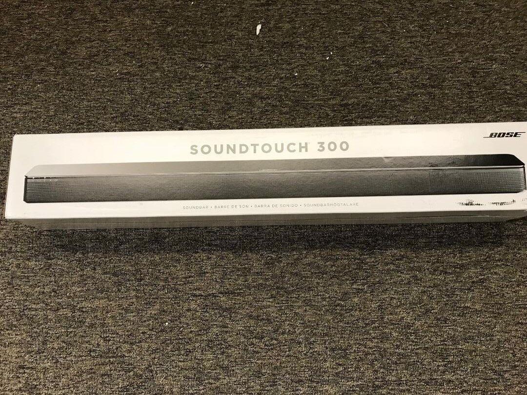 Bose SoundTouch 300 Sound Bar