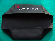 IC-7000/706/MKII/MKIIG Radio Pokrowiec, Radio Dust Cover