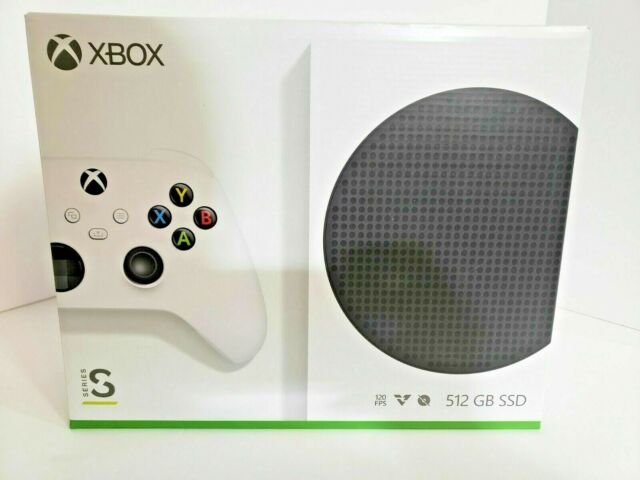 Microsoft Xbox Series S 512GB Video Game Console - IN HAND **FAST SHIPPING**