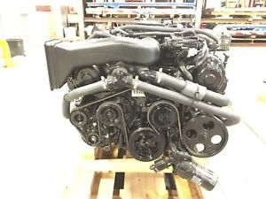 Lexus Toyota Marine Engine Lexus 1uzfe Crate Bobtail Ebay