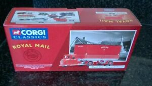 Corgi Classics Royal Mail Die Cast Scammell Scarab 15002 Limited Edtion Boxed