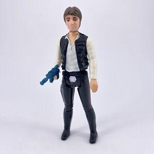 Vintage Star Wars Han Solo Action Figure 1977 Kenner