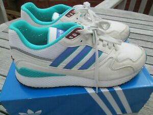 Details about ADIDAS ULTRA TECH OG White Real Lilac TrainersSneakers UK9