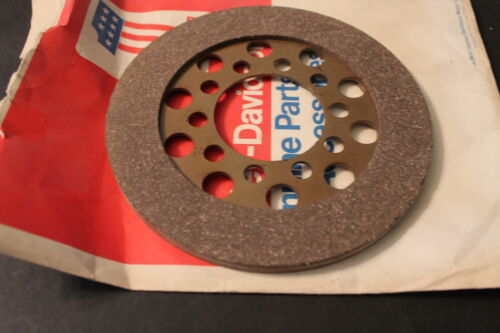NEW HARLEY DAVIDSON HEAVY DUTY CLUTCH PLATE PART# 37930-41
