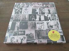 Vinyl CD DVD Box Set The Rolling Stones - Exile on Main St. • Universal • 2010