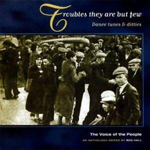 Troubles-Ils-Are-que-Peu-Album-CD-Neuf-Scelle-The-Voice-de-The-People-Sujet