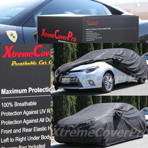 2014 TOYOTA Corolla Breathable Car Cover w// Mirror Pocket