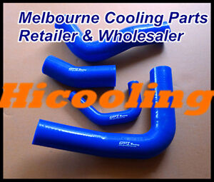 Silicone-Radiator-Hose-Kit-for-LandCruiser-Land-Cruiser-80-Series-3F-BLUE