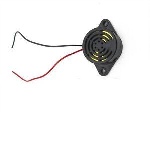 2PCS 95DB Alarm DC 3 24V 12V 5V Electronic Buzzer Continuous Beep Piezo CWI
