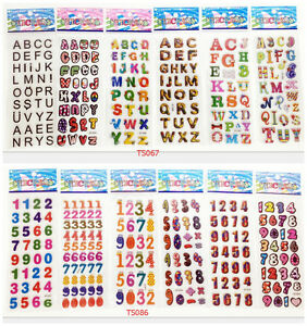 12Sheets-Children-039-s-perspective-Stickers-studyDigital-letter-lot-of-kids-gift