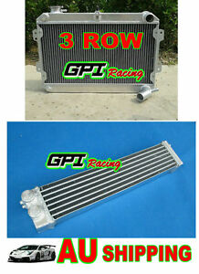 Aluminum-Radiator-amp-Oil-cooler-1979-1985-Mazda-RX-7-RX7-S1-S2-S3-MT-Series-1-2-3