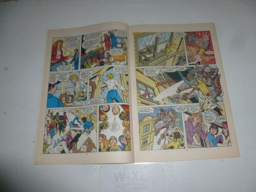 No 40 Vol 1 Date 09//1988 POWER PACK Comic Marvel Comics