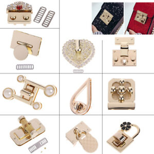 Details about Metal Clasp Turn Lock Twist Lock for DIY Craft Handbag Bag  Purse Hardware 1c4a20cca2d84