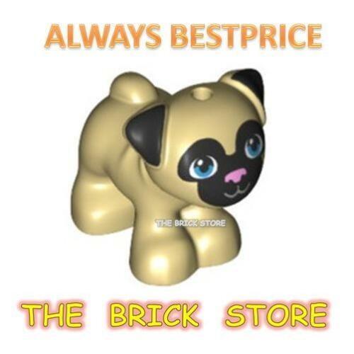 - SELECT QTY LEGO ANIMALS GIFT NEW BESTPRICE TOFFEE STANDING DOG // PUG