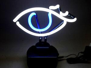 862c21e2bfdf Das Bild wird geladen AUGE-Neonleuchte-EYE-Neon-sign -Leuchtreklame-Neonschild-OPTIK-