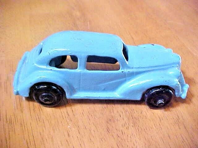 RARE ARCADE Hubley Vintage Model Cast Iron Antique Car Metal Toy Repainted