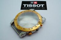 Tissot Watch Case - Steel & Gold Seastar Chrono L396 - - 38mm