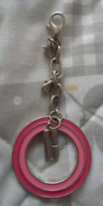 CLINIQUE-Keyring-Bag-Charm-Brand-New-Without-Tags