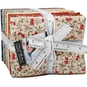 Sarah-039-s-Story-40-Fat-Quarter-Bundle-by-Betsy-Chutchian-for-Moda-Fabrics