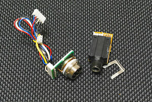 Details about Kenwood TS-450S, TS450SAT - Phone and Microphone connector
