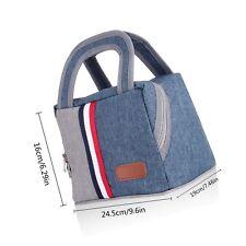 ASANMU Insulated Lunch Bag Kids,Large Capacity Lun... Women Lunch Box for Men