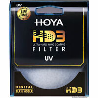 Hoya Hd3 58mm Uv Filter - Ultra-hard 32-layer Multi-coated Filter Xhd3-58uv