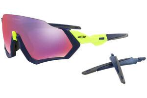 4070fa7ce487a Image is loading Sunglasses-Oakley-Flight-Jacket-OO9401-940105-Prizm-Road-