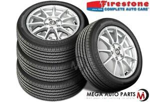 4 Firestone FT140 205/55R16 91H All Season Tires CLOSEOUT $