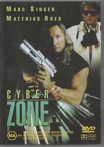 Cyber-Zone-DVD-Marc-Singer-amp-Matthias-Hues-MA-15-Region-4-PAL