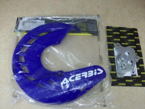 MOUNTING KIT YAMAHA YZ 250F 426F ACERBIS X-BRAKE FRONT BRAKE DISC GUARD COVER